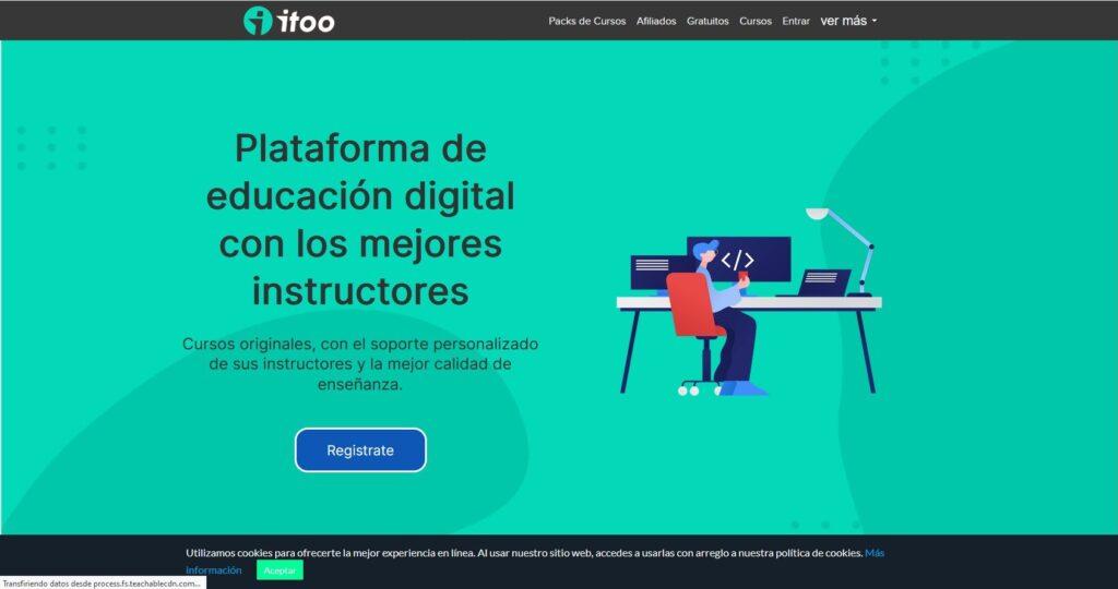 itoo, formación económica online